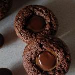 Kubeczki brownie z toffif...