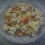 Salatka krabowa
