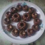 Czekoladki kokosowe