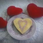 Kanapka serce