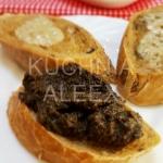 Tapenada (pasta z oliwek)...