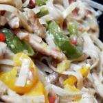 Tajskie zielone curry z p...