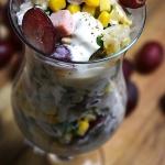 Salatka winogronowa