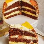 Tort Pomaranczowo Grejpfr...