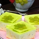 ciasta z galaretka