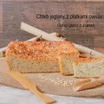 Chleb jaglany z siemienie...