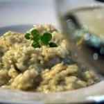 Gruszkowe risotto z gorgo...