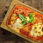 Lasagne z tunczykiem