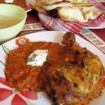 Kurczak tandoori w sosie ...